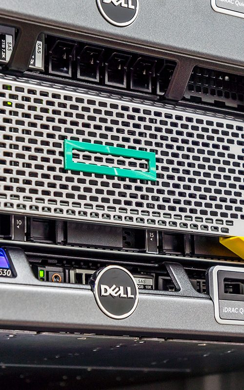 HPE and Dell