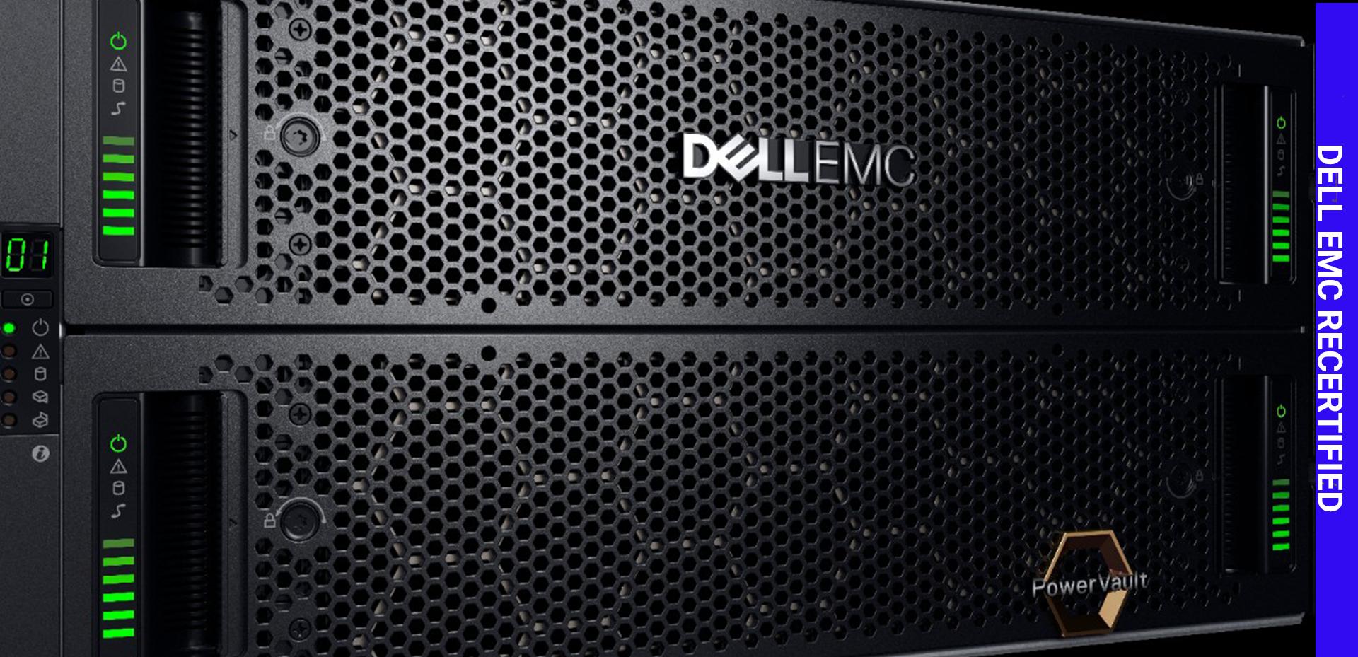 Dell EMC PowerVault